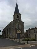 Image for Clocher de l'Eglise Saint Pierre - Lairoux, Pays de la Loire, France
