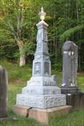 Image for ZINC – Baker, Tremont Cemetery, Tremont, Nova Scotia