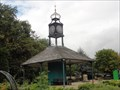 Image for Cable Tramway Shelter Clock – Matlock,UK