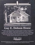 Image for Guy E. Dobson House - Redmond, OR