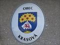Image for Znak obce - Krasova, Czech Republic