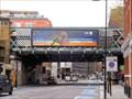 Image for Southwark Bridge Road Rail Bridge - Southwark Bridge Road, London, UK