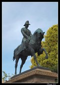 Image for Equestrian statue of King Carlo Alberto, Rome, Italy