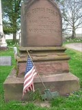 Image for 421 Forty-Fort Meeting House/George Peck's Grave, Forty Fort, PA