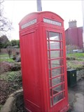 Image for Phone Box, Portland Street, Llanon, Ceredigion, Wales, UK