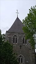 Image for IGN Point De Mesure 41D68C1, Eglise Saint Martin, Fexhe-Le-Haut-Clocher