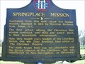 Image for Springplace Mission-GHM-105-1A-Murray Co., GA.
