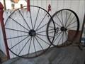 Image for Historic Village Greene Wagon Wheel - Smithville, NJ