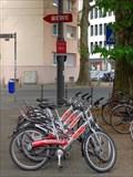 Image for Call a Bike-Station # 67256 (Südbahnhof / Diesterwegplatz) — Frankfurt am Main, Germany