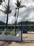 Image for Ministério da Marinha Flagpole - Sao Sebastiao, Brazil