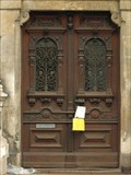 Image for Doorway of the Albrecht-Altdorfer-Gymnasium, Minoritenweg 33, Regensburg - BY / Germany