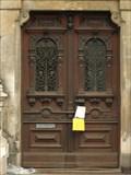 Image for Doorway of the Albrecht-Altdorfer-Gymnasium, Minoritenweg 33, Regensburg - BY / Germany