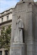 Image for Edith Cavell Memorial - St Martin's Place, London, UK