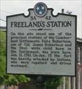 Image for Freeland's Station (3A 42) - Nashville TN