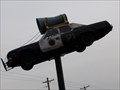 Image for Bluesmobile on a Stick - Joliet, Illinois, USA.