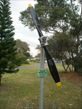 Image for Winjeel Propeller, Memorial Park, Shoalhaven Heads, NSW