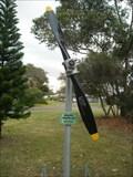 Image for Winjeel Propeller, Memorial Park, Shoalhaven Heads, NSW
