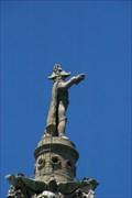 Image for BROCKS MONUMENT HAT (OG0782) - Queenston Heights, Ont.