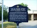 Image for Town of Oxford, Georgia Historic Shrine of the United Methodist Church-UMC 16-Newton Co
