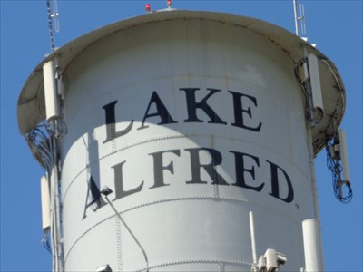 Lake Alfred Water Tower