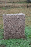 Image for El Camino Real -- DAR Marker No. 26, SH 21 nr FM 1733, Houston Co. TX