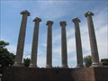 Image for First Methodist Church Columns - Sikeston, Missouri
