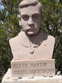 Image for Miguel Agustin Pro Juarez, Saints of the Cristero War (Memorial to Mexican Martyrs) - San Luis, CO, USA