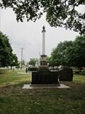 Image for Vietnam War Memorial, Monument Park, Adrian, MI, USA