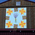 Image for Lavender Farm Quilt - Palisade, CO