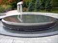 Image for Rideau Hall Garden Fountain - Ottawa, Ontario