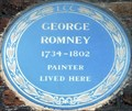 Image for George Romney - Holly Bush Hill, Hampstead, London, UK