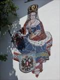 Image for Mosaic of Maria Theresia - Kitzbühel, Tirol, Austria
