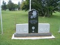 Image for Blackduck Veterans Memorial - Blackduck, Minnesota