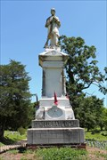 Image for Confederate Memorial in Cedar Hill Cemetery - Vicksburg, MS