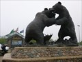 Image for Grizzly Bears - Cabela's Store - Dundee, Michigan.