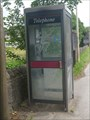 Image for Waterhouses Payphone - Waterhouses, Stoke-on-Trent, Staffordshire, UK.