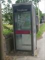 Image for Waterhouses Payphone - Waterhouses, Stoke-on-Trent, Staffordshire, UK.