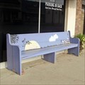 Image for Carlito's Mexican Restaurant Bench - Plainview, TX