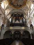 Image for Egedacher-Orgel in the the Basilica of St. Emmeram, Regensburg - Bavaria / Germany