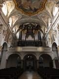 Image for Egedacher-Orgel in the the Basilica of St. Emmeram, Regensburg - Bavaria / Germany