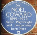 Image for Noel Coward - Waldegrave Road, Teddington, London, UK