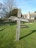 Image for Churchyard Cross - St Lawrence - Sedgebrook, Lincolnshire