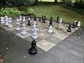 Image for Giant Chess Game - Großes Schachspiel im Kurpark Malente - Schleswig-Holstein, Germany