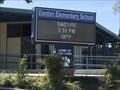 Image for Donlon Elementary School Time and Temperature - Pleasanton, CA
