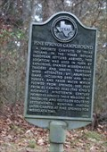 Image for El Camino Real -- Pine Springs Campground, Cherokee Co. TX