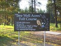 Image for Tree Well Acres Folf Course - Libby, MT