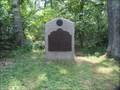 Image for 2nd U.S. Infantry - US Regulars Tablet - Gettysburg, PA