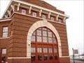 Image for Baltimore and Ohio Train Station, Flora, Illinois.