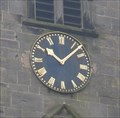 Image for St.Nicholas' Church Tower Clocks, Abbots Bromley, Staffordshire.