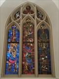 Image for Petrusfenster in der Bessunger Kirche, Darmstadt, Germany